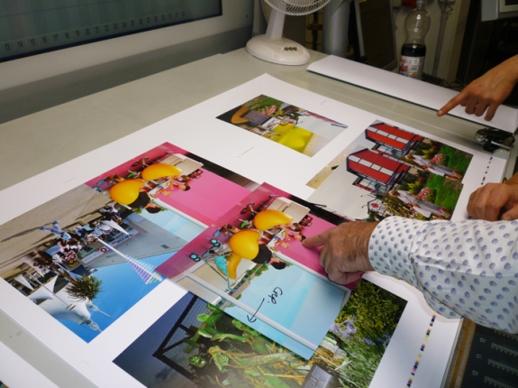 resort on press